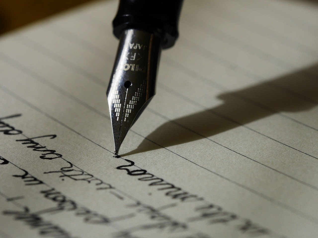 handwriting examination to determine authorship of malicious letters